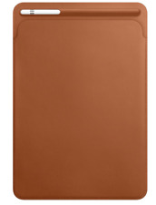 Apple Leather Sleeve for 10.5 inch iPad Pro - Saddle Brown Brand New Sealed Box