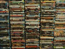 DVD Bulk Lot 6 Choose Your Title Every Disc $4.19 Assorted Titles/Genres CHEAP