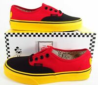 Disney x Vans Authentic Mickey Mouse 90th Anniversary (4 Men / 5.5 Women)