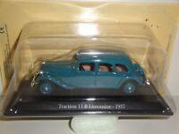 CITROEN TRACTION 11B LIMOUSINE 1957 (UH-ATLAS 1/43).