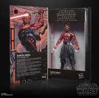 PRESALE - Darth Maul (Sith Apprentice) Figure - : Star Wars The Black Series