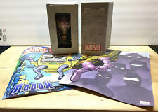 Classic Marvel Lead Figurine Collection Special MODOK W/ Magazine & Poster K2
