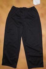 NWT Wolff Fording Black Crop Pants Stretch Pique' Dance Costume Item Med Child