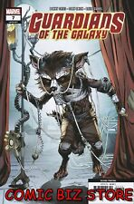GUARDIANS OF THE GALAXY #7 (2019) 2ND PRINTING SMITH VARIANT COVER MARVEL COMICS