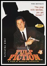 Pulp Fiction 7  Poster Greatest Movies Vintage & Classic Cinema
