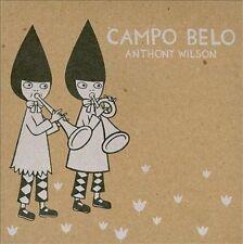 Audio CD: Campo Belo, Anthony Wilson. Good Cond. . 094922051806