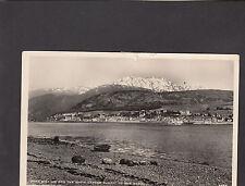 Postcard-scotland-C1954 view of Fort William & Ben Nevis