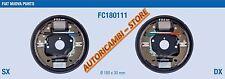 FC180111 KIT GANASCE FRENO COMPLETO FIAT PUNTO II 1.2 8V 16V MODELLO 188 TUTTI