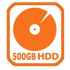 500GB HDD (Hard Disk Drive) for CD/DVD Duplicators