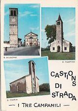 # CASTIONS DI STRADA: I TRE CAMPANILI