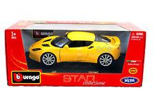 Bburago Star  Lotus Evora S IPS Light Yellow 1/24 Diecast Car 21064