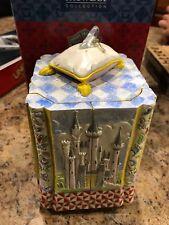 Disney Jim Shore Treasure Fit for a Princess Cinderella Jewelry Box RARE 4007219
