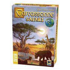 Carcassonne Safari - Nuevo juego de Devir - Castellano  - ENTREGA GARANTIZADA