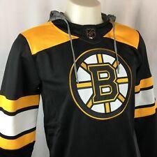 adidas Bruins Jersey Replica Pullover Hoodie Men s Multi S bda2acf8c