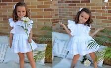 PDF DIGITAL PATTERN+Youtube TUTORIAL Ibizan style DRESS Baby Babies Girls 1-10 Y