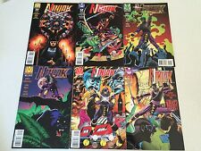 Ninjak lot of 34 issues with near set of 1-26 first series Valiant