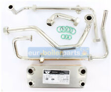 VAILLANT VCW 242 E & 282 E DHW HEAT EXCHANGER KIT (4 PIPES) 065034 BRAND NEW