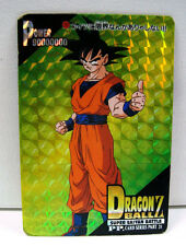 A899 Dragon Ball Z Pp PRISM Hard Card Part 28 Carte Dbz N 1231