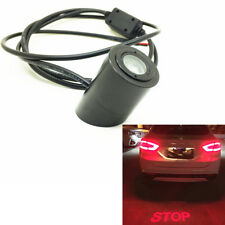 Adjustable Angle STOP Red Laser Anti-Collision Lamp Fog Light Signal Taillight