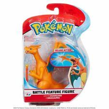 "Pokemon ~ Battle Feature Figure Pack ~ Charizard ~ 4.5"" Figure Character"