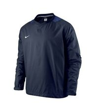 Nike Dri-Fit Rugby Football Drill Tops, Navy / Blue XXL Mens New NWT 417951 454