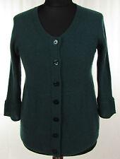 3/4 Arm Damen-Pullover & -Strickware aus Kaschmir mit Rundhals ohne Muster
