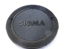 Sigma 52mm Front Lens cap plastic snap on type
