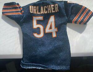 2007 NFL Chicago Bears Mini Jersey #54 BRIAN URLACHER Burger King