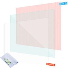 2x Displayschutzfolie 10.1 Zoll Tablet Schutzfolie Universal Displayfolie Folie