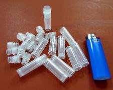 10 Schraubröhrchen, Proberöhrchen Standröhrchen Globulibehälter, 2,0 ml