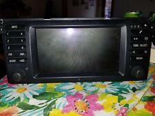 2001-2003 BMW X5 RADIO NAVIGATION GPS LCD SCREEN P/N: 65.52-6 923 877