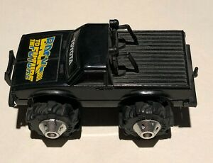 Back To The Future Black Toyota Truck Vintage 1981 LJN Toys Rough Riders Rare