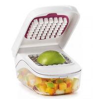Vegetable Onion Garlic Food Quick Chopper Cutter Slicer Peeler Dicer Salad Tool