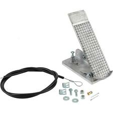Speedway Cast Aluminum Accelerator Throttle Pedal Assembly