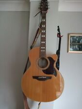 More details for takamine electro acoustic guitar, lovely condition, buyer collection.