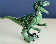 "LEGO Jurassic World Minifigure Dinosaur  ""BLUE The RAPTOR"" Set 75917"