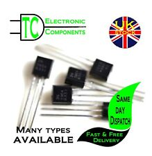 10x General Purpose Transistors A-2N series Many Types Available **UK SELLER**