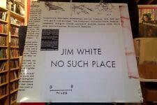 Jim White No Such Place 2xLP sealed vinyl + download