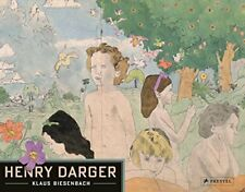 Henry Darger by Klaus Biesenbach (2014, Hardcover)