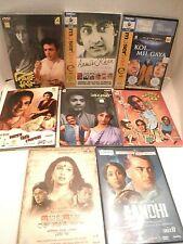 Bollywood Collection 13 DVD's Hindi w/ English Subtitles Aamir Khan Uttam Kumar