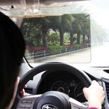 Car Sunshade Day Night Sun Visor Anti-glare Clip-on Driving Vehicle Shield SL