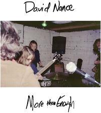 David Nance - More Than Enough [New CD]