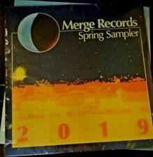 2019 SPRING Sampler MERGE RECORDS cd Telekinesis Fruit Bats Redd Kross Lambchop