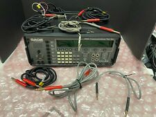 Sage 930A Test Set (Cables, Power Cord and Soft Case Included)