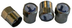 Triumph tire tyre valve stem caps - Look good on your TR6, TR4, TR3 or Spitfire
