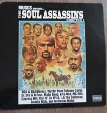 DJ Muggs Presents - The Soul Assassin's vol 1 Vinyl LP