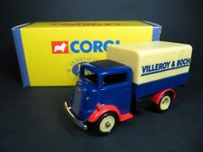 CORGI FORDSON 7 V TRUCK VILLEROY & BOCH - CAMIONES DE ANTAÑO -1/64 VINTAGE MODEL