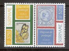 Suriname Zbl Nr 1126/1127   Postfris.