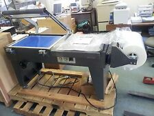 FQL-450A L-BAR QUICK SEALING PACKAGING MACHINE