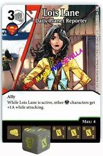 092 LOIS LANE: Daily Planet Reporter-Uncommon WORLD'S FINEST Marvel Dice Masters